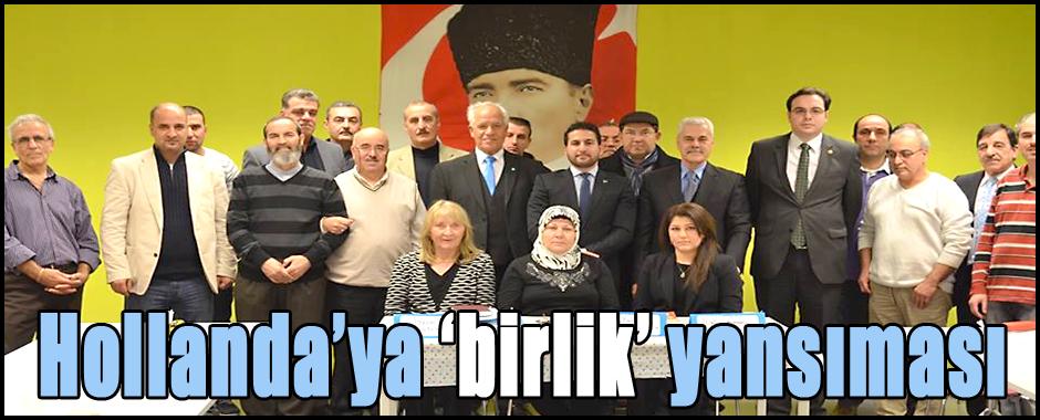 turkmen birligi amsterdam