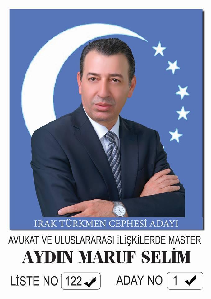 aydin maruf