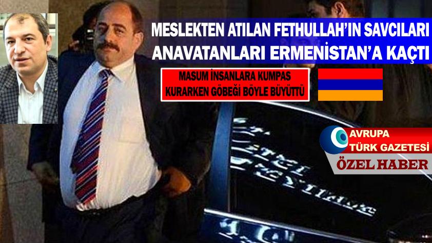 zekeriya oz ve calal kara ermenistana kacti