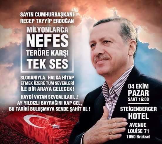 erdogan 4 ekim 2015 bruksel