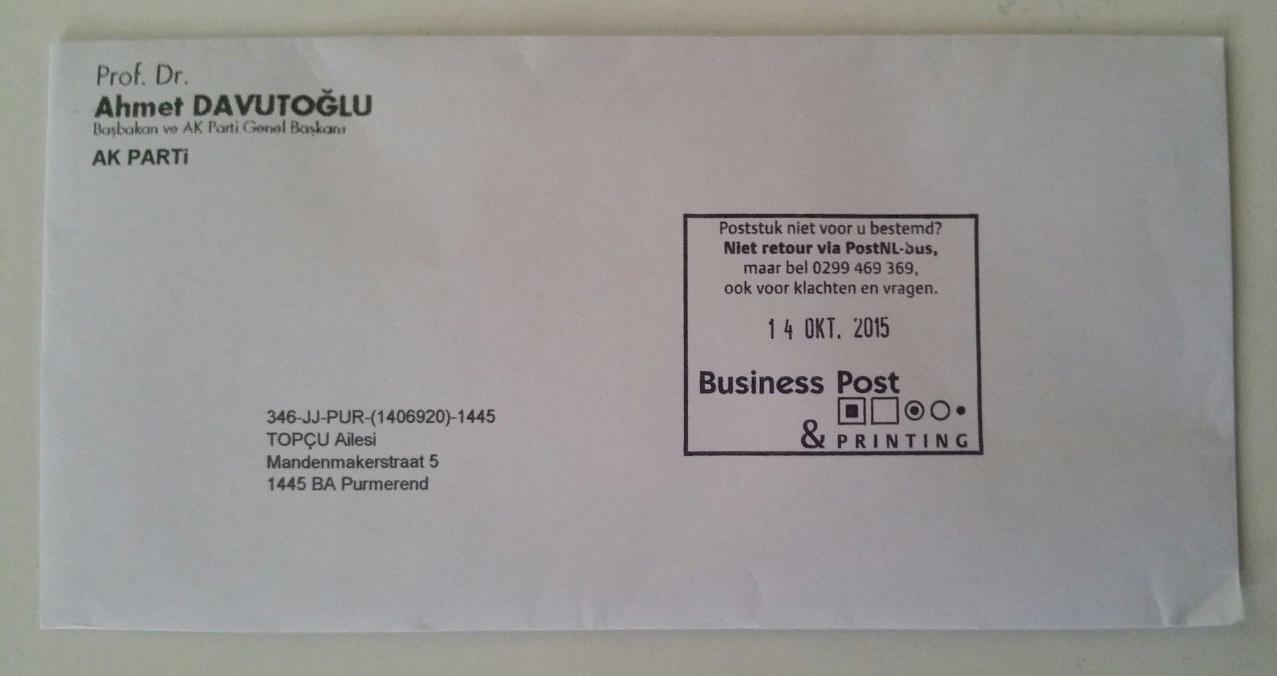 davutoglu hollanda turkleri mektup1