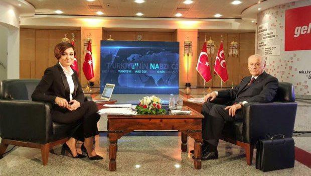 devlet bahceli tv ye cikti turkiyenin nabzi