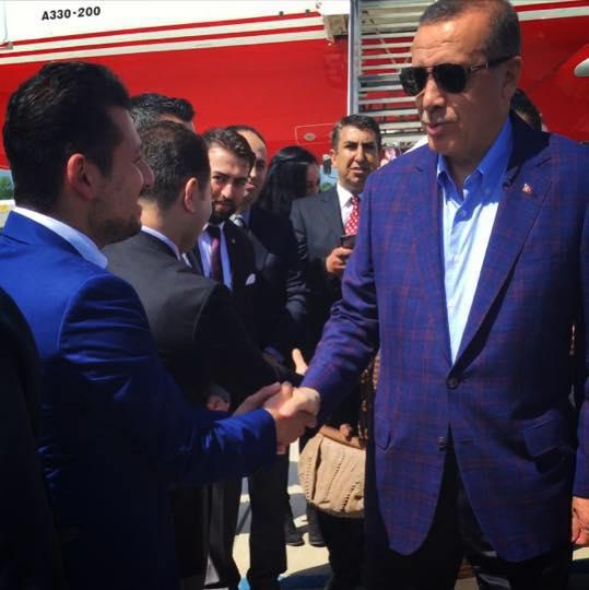 salih eren erdogan